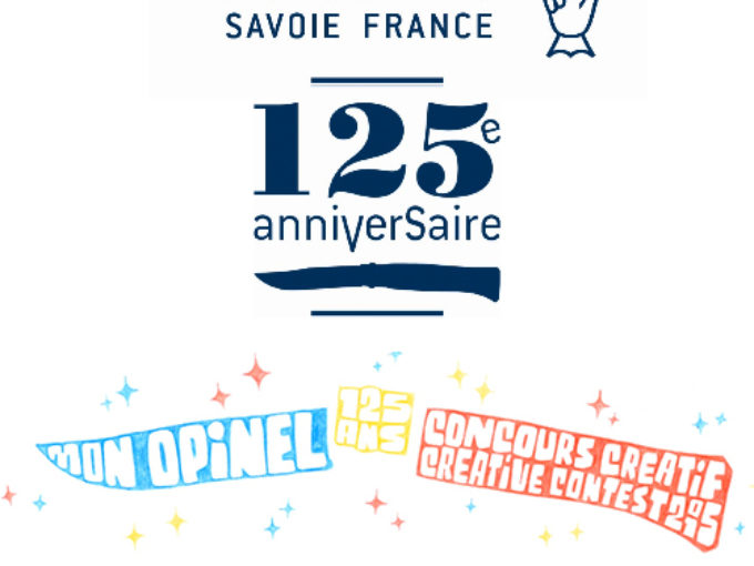 Creative Contest : 125 ans d'Opinel