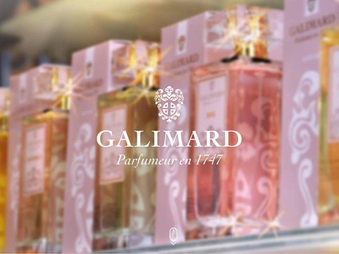 Parfumerie Galimard X Pix