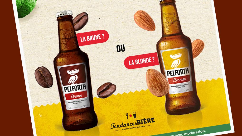 photographie biere pelforth - Pix Associates