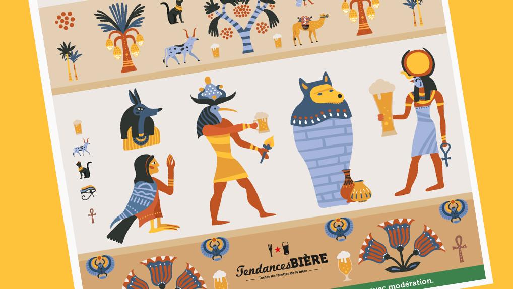 Egypte bière - Pix Associates