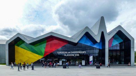 Riverside Museum à Glasgow, Écosse