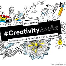 Conférence collaborative Creativity Rocks